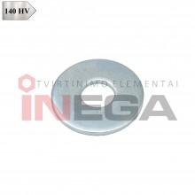 Plačios poveržlės DIN9021