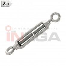 Lyno - troso įtempėjai, kilpa-kilpa DIN1480