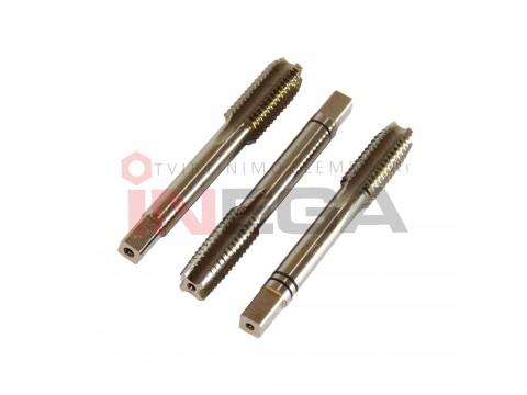 Sriegiklių komplektas (3vnt) DIN352 800N/mm²
