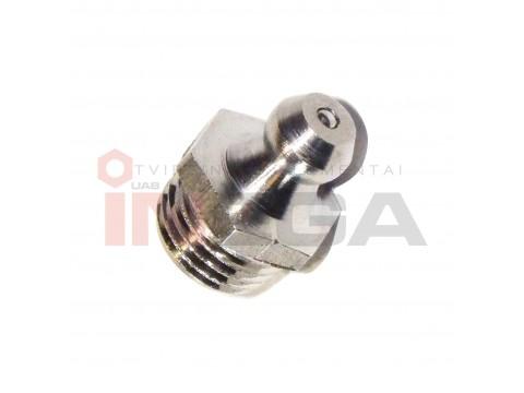 Tepimo taškas 180° DIN71412A, nerūdijantis plienas A4