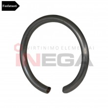Fiksaciniai žiedai DIN7993A, spyruoklinis plienas, fosfatuoti