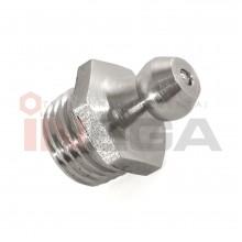 Tepimo taškas 180° DIN71412A, nerūdijantis plienas A1