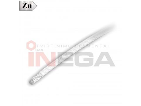 Lynas (6*7) su PVC šarvu DIN3055