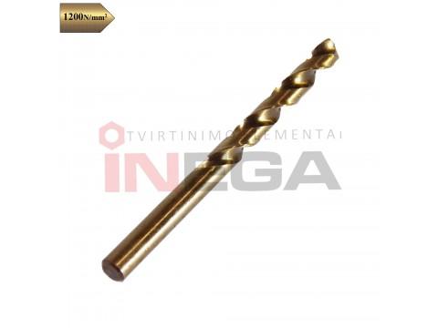 Grąžtai metalui DIN338 TEKNO XP HSSCo 5% M35
