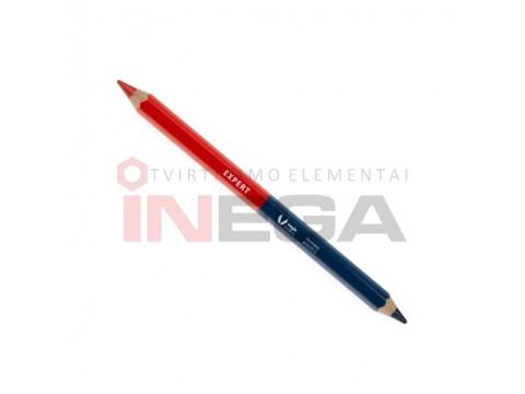 Dvispalvis pieštukas Expert Jumbo DUO