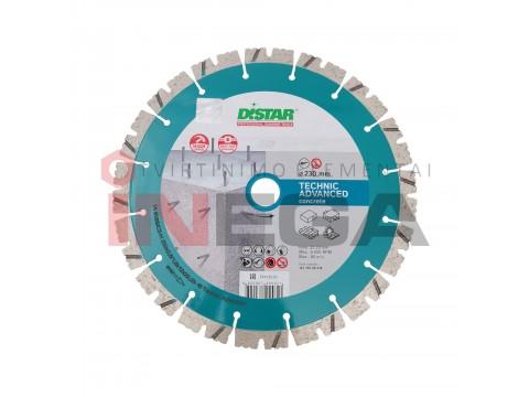 Deimantiniai pjovimo diskai Distar Technic Advanced