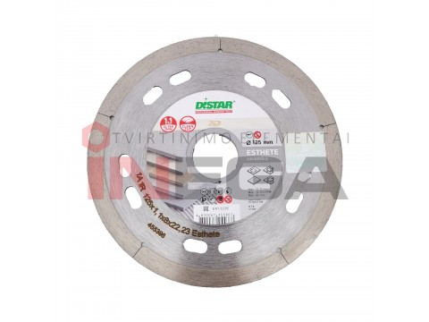 Deimantinis diskas keramikai Distar Esthete