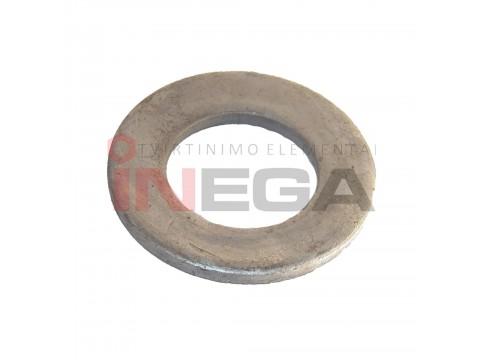 Poveržlės SB ISO7089, plienas, karštai cinkuotos (EN15048-1 rinkiniams)