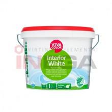 Dažai Interior white