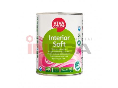 Dažai Interior soft