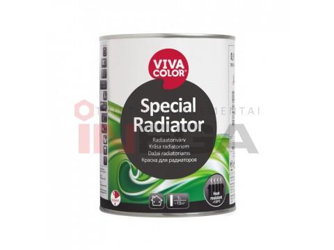 Dažai Special radiator