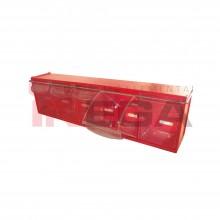 Sandėliavimo dėžutės Multibox, 5 skyrių