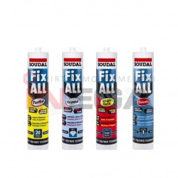 Hermetikas klijuojantis Fix all 290ml