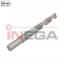 Grąžtai metalui DIN338 SETTER su nutekintu kotu 13mm