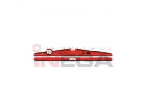 Gulsčiukas aliuminis Shockproof (raudonas)