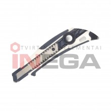 Sustiprintas gumuotas peilis Tajima