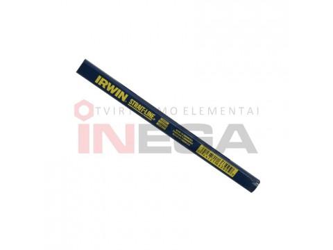 Mėlynas grafitinis pieštukas Irwin